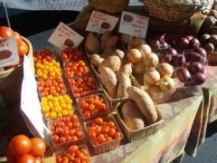 Tomatoes, Potatoes, Onions