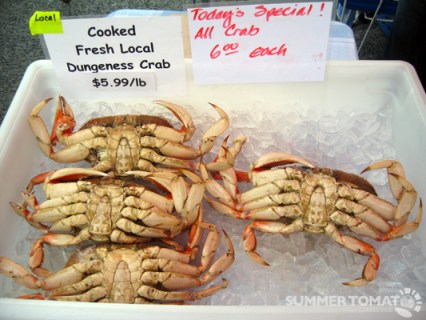 Dungess Crabs