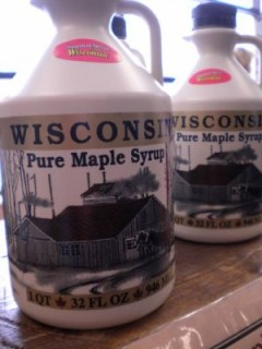 Cherokee Farms Maple Syrup