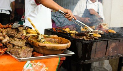 Grilled Meat For Sale