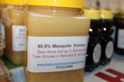 Mesquite Honey