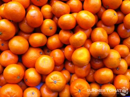 Tangerine, Tangerine
