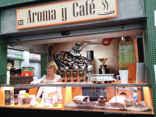 Local 91 – Aroma y Café