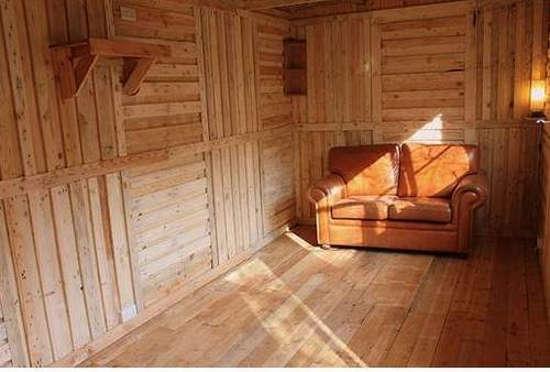 How To Recycle A Pallet Into An Armchair And More