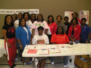 Health Fair 2010!