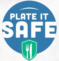 Plate It Safe food safety logo