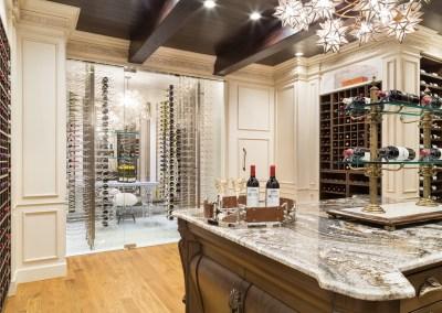 Champagne Wine Cellar
