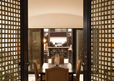 Asian Themed Wine Cellar – Westchester, NY