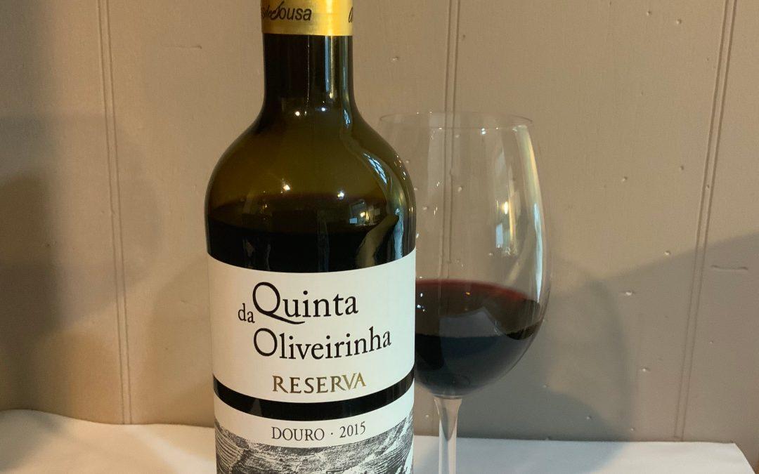 Quinta da Oliveirinha Reserva Tinto 2015 – Portugal Vineyards