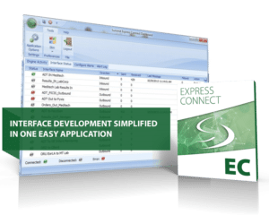 Express Connect interoperability healthcare engine