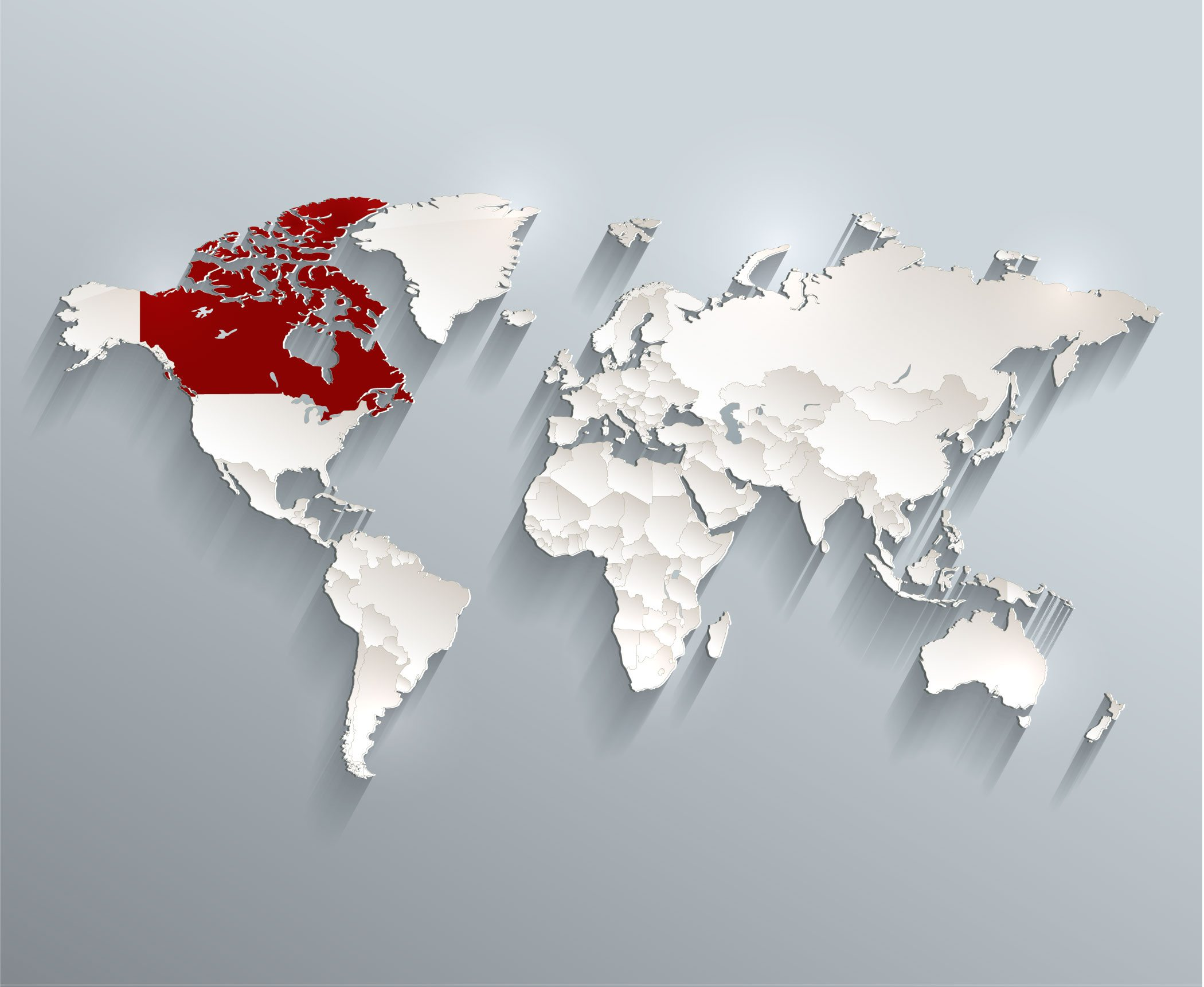 canada healthcare integration page tile background