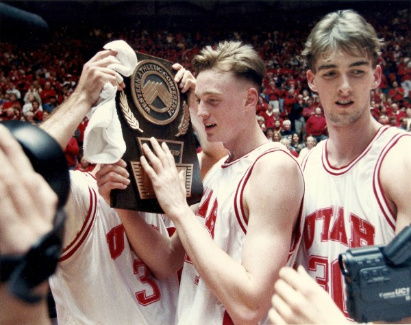 Utah Men's Basketball   A Tradition of Excellence