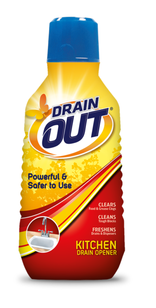 drain out kitchen drain opener