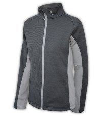 summit-edge-womens-fleece-full-zip-zipper-black-gray-ski-jacket-stand-up collar-pockets outerwear