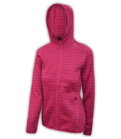 womens-north-shore-fleee-summit-edge-jacket-zip-up-jacket-checkers-pink-fuchsia-red