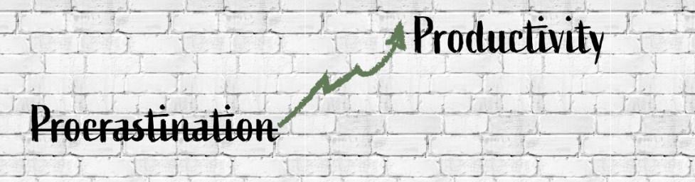 From Procrastination to Productivity