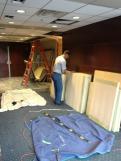 Unloading Panels For installation