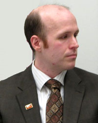 Mike Brickner, ALCU Communications and Policy Director