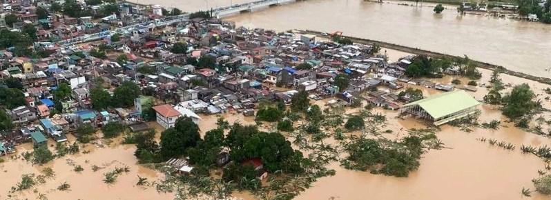 Flooding in Marikina, Philippines