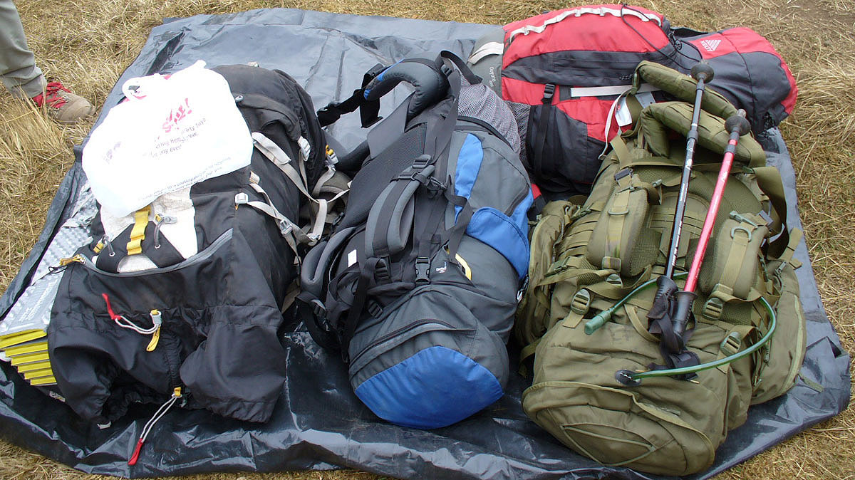 Mt. Kenya Hiking Bags