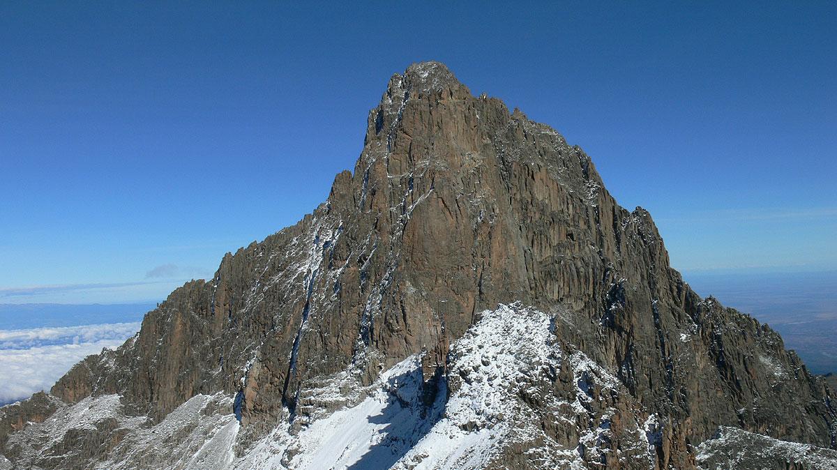 Mount Kenya Batian