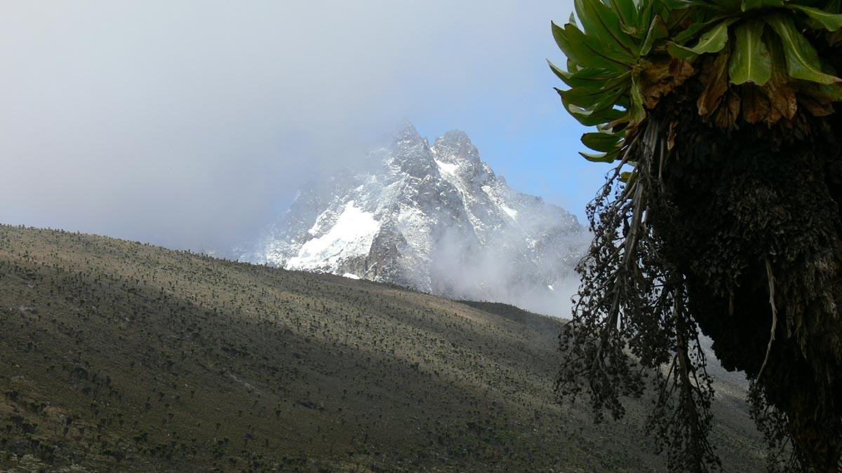 Mount Kenya Naro Moru Route 4 Days