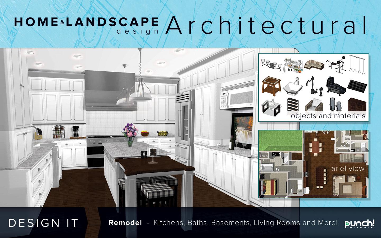 96+ Punch Home Design Essentials V175 - Punch Landscape Software ...