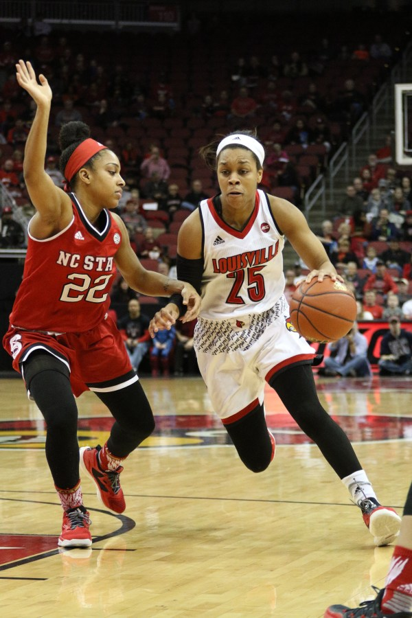 Asia Durr's 38 points leads Louisville to program record ...