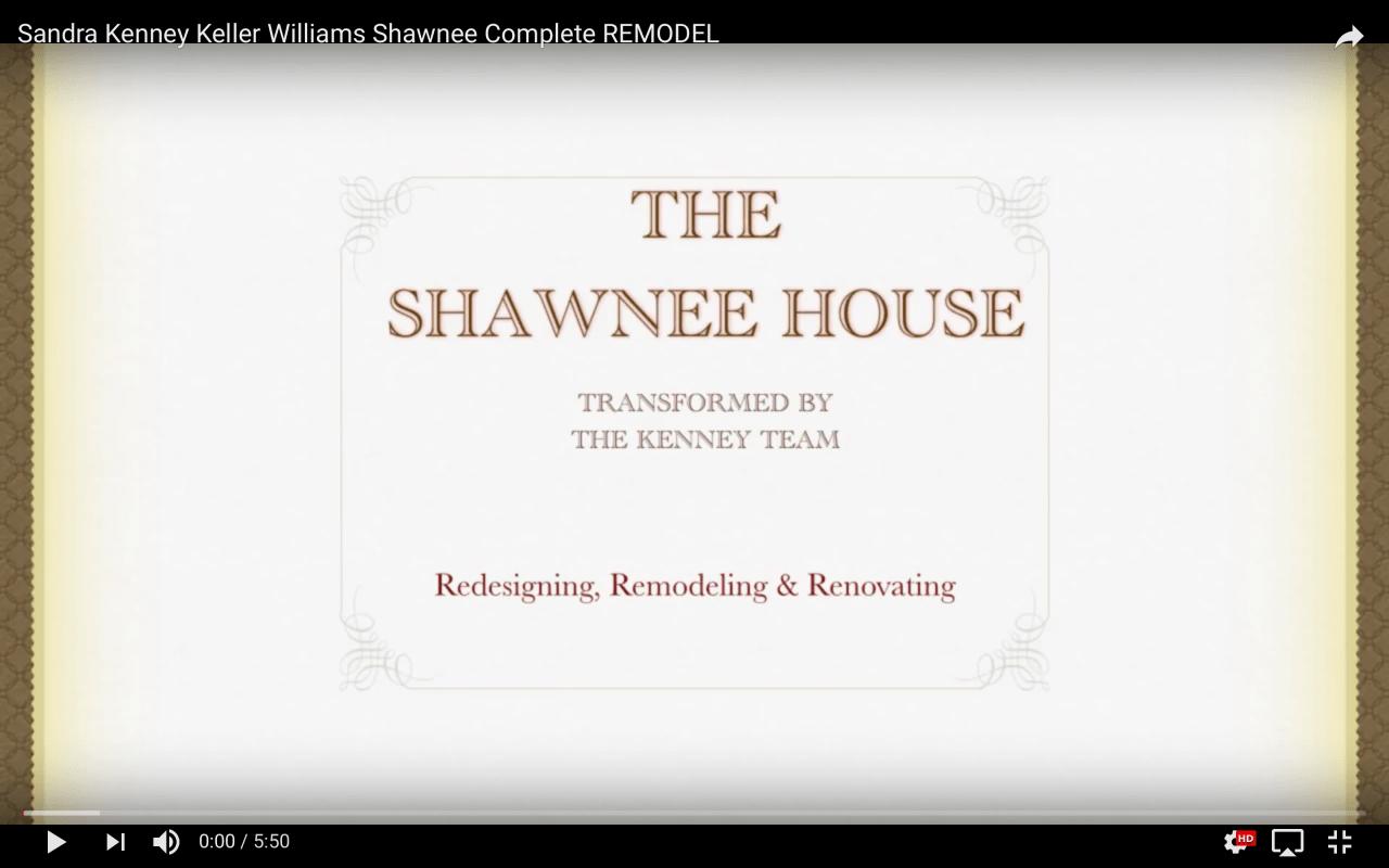 Shawnee Home Transformation