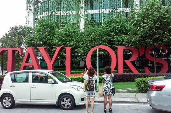 Taylor's University 8