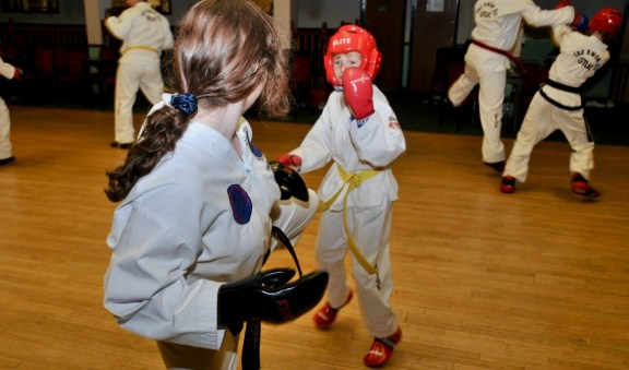 Sumners TKD Classes - 10