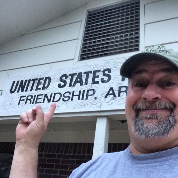 Friendship, Arkansas - July 2014