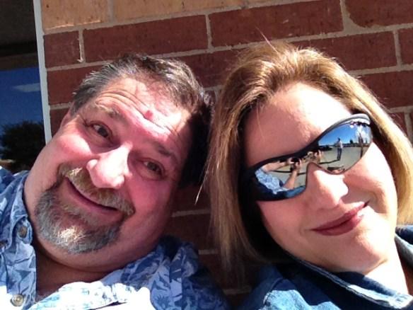David and Julianne - 25 wonderful years together