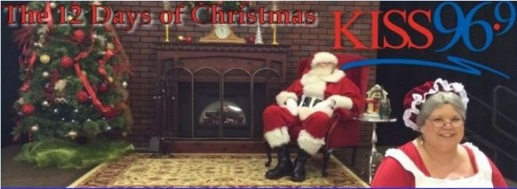 KISS FM 12 Days of KISS-Mas