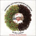 Single_Elmo_&_Patsy-Grandma_Got_Run_Over_by_a_Reindeer_cover