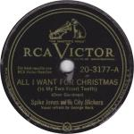 spike-jones-all-i-want-for-christmas-is-my-two-front-teeth-rca-victor-78