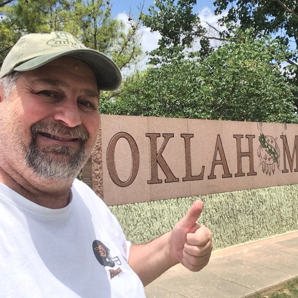 Visiting Oklahoma