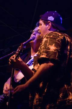 Singing with Antsy around 2008
