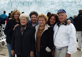 The Bateman family (minue Paul) - including Laura, Arlene, Julianne (my wife), Kathy, Maren and Maury. I love these guys!