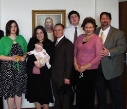 Family in 2008
