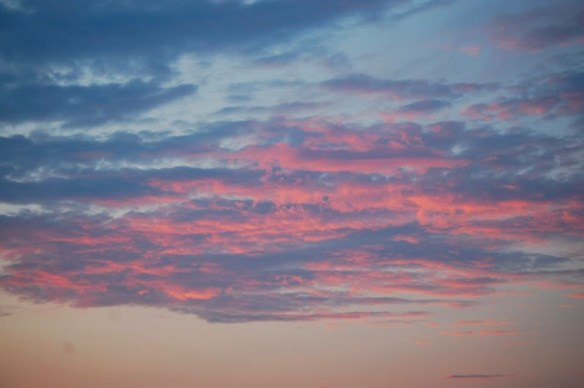 A Water Color Sky