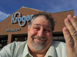 Ugh...an undesired Thanksgiving tradition continues with a trip to Kroger