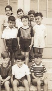 JoeKKindergaten1938a