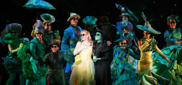 Wicked Stage Scene (photo: Stock Promo photo from Kentucky Center)