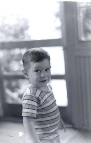 Mischievous me - 1957 in New York