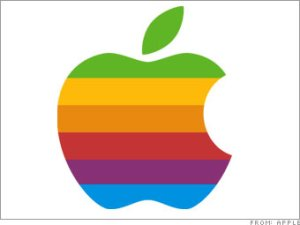 Apple Logo 1984