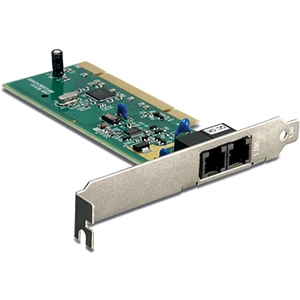 56K modem card for plugging into computer