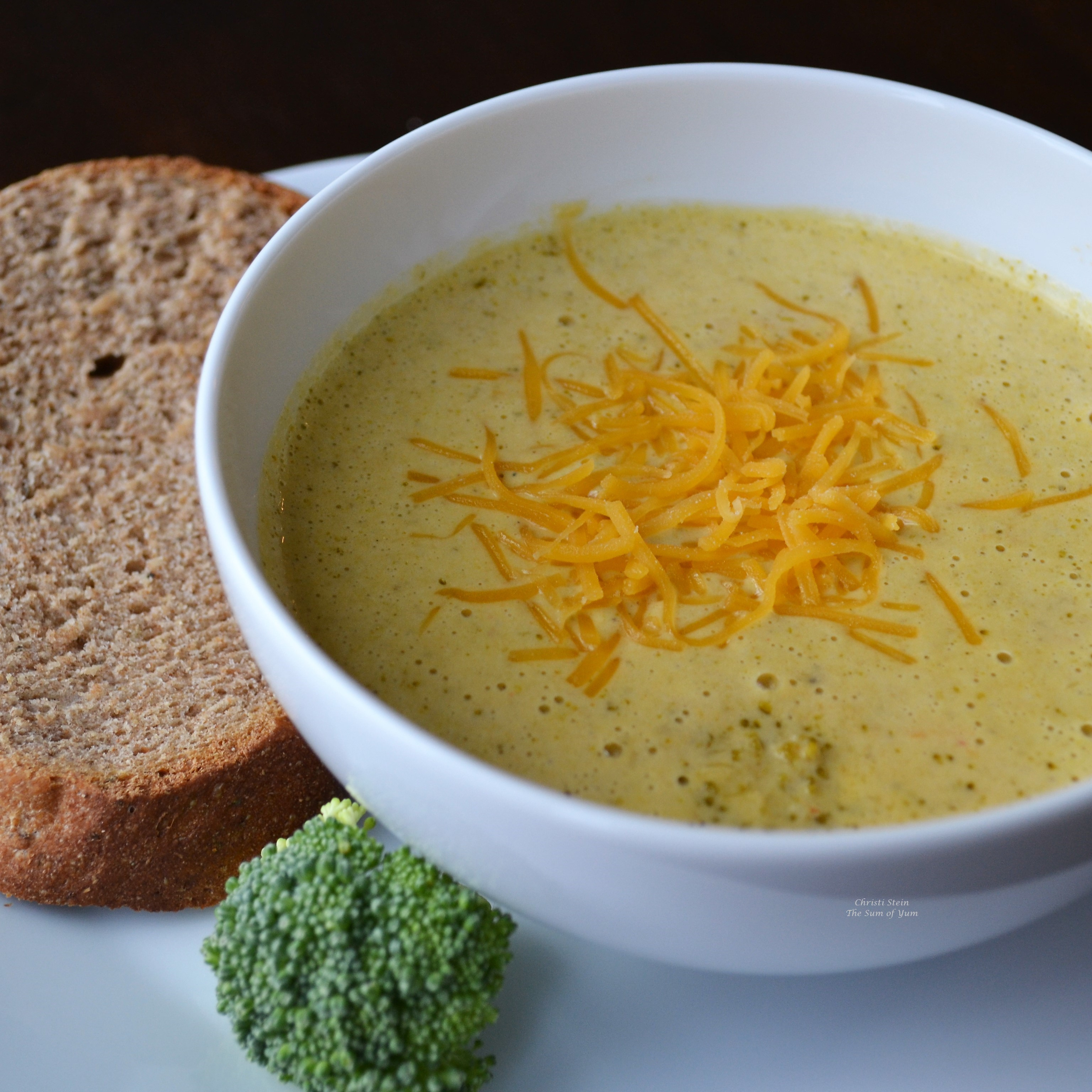 how to cook broccoli soup recipe