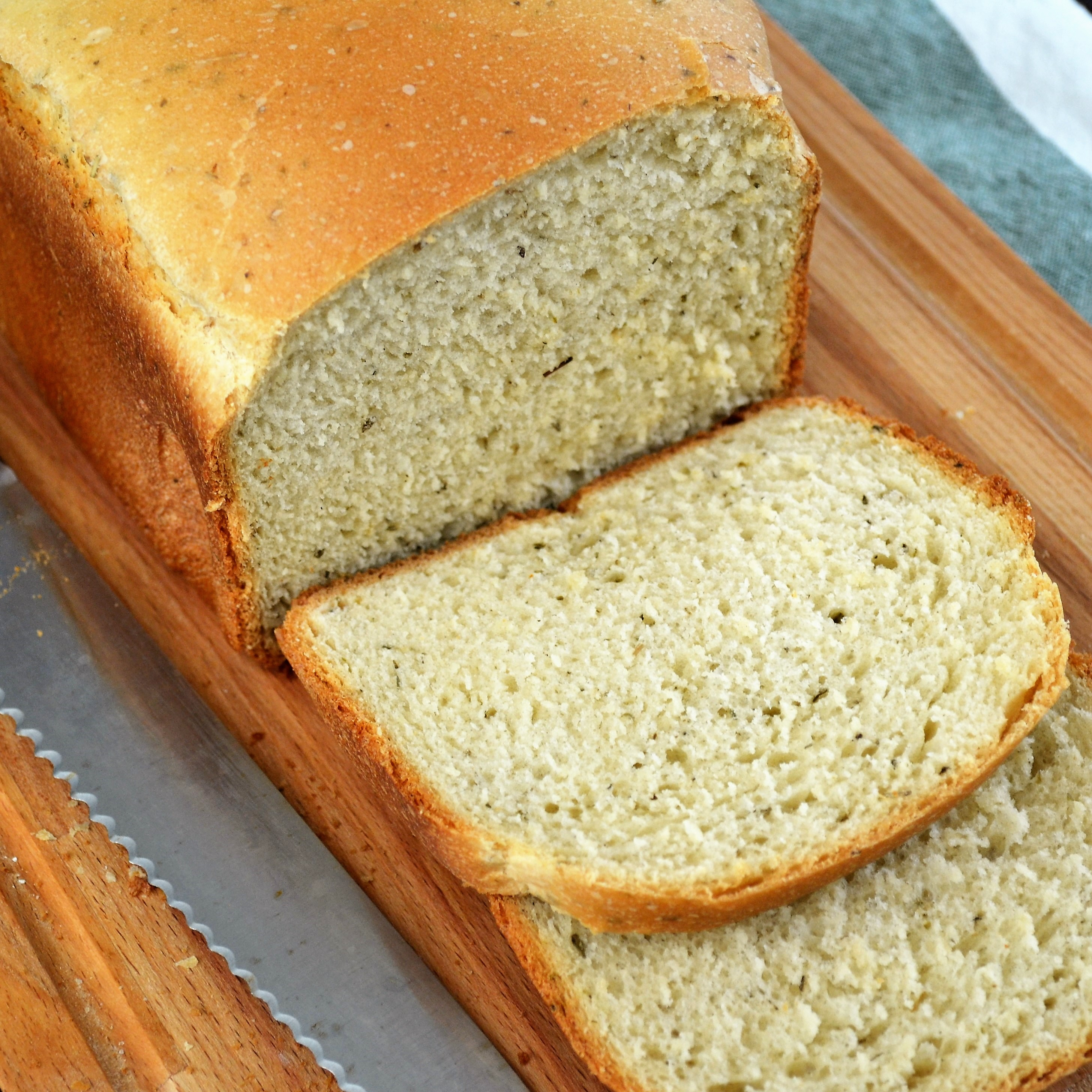 how to make a loaf of italian bread