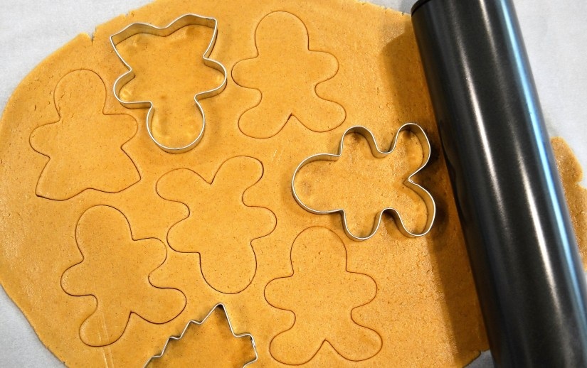 Gingerbread Cookies Recipe Made With Honey The Sum Of Yum
